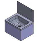 Hygiene sink