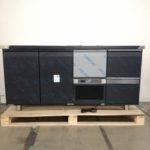 3½ Section Cooling Counter